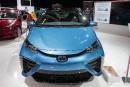 La Toyota Mirai au Salon de l'auto de Montréal... | 22 janvier 2018