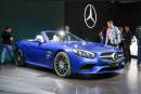MEILLEURE DÉCAPOTABLE 2018 AUCANADAMercedes-Benz SL... | 22 janvier 2018