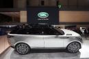 MEILLEUR PETIT VÉHICULE UTILITAIRE DE LUXE 2018 AUCANADARange Rover Velar... | 22 janvier 2018