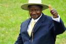 «Pays de merde»: le président ougandais salue la «franchise» de Trump