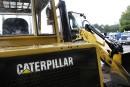 Caterpillar: résultats en hausse, mais la réforme fiscale pèse