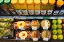 Aliments de dépanneur: troquer les jujubes contre des fruits