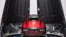 LeRoadster rouge que Elon Musk destine à devenir un satellite... | 25 janvier 2018