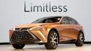 Le prototype Lexus LF-1 Limitless... | 26 janvier 2018
