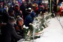 Politiciens et citoyens commémorent l'attentat de Québec