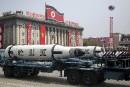 Pyongyang «n'a pas prouvé» que ses missiles peuvent frapper les É.-U.