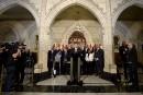 Inconduites sexuelles: du «cas par cas», dit Trudeau