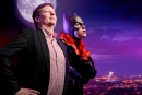 REER: Super-héros en péril financier: la Femme-chauve-souris est dans le noir