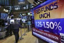 La Fed laisse ses taux d'intérêt inchangés