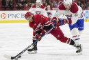 Canadien 0 - Hurricanes 2 (pointage final)
