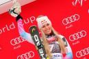 Lindsey Vonn remporte sa deuxième descente en deux jours