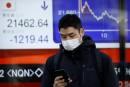 Débâcle sur les Bourses asiatiques