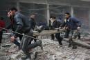 Plus de 70civils tués dans de nouveaux raids du régime en Syrie