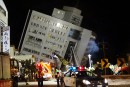 Un puissant séisme à Taïwan fait deuxmorts et plus de 200 blessés