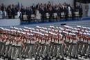 Trump souhaite la mise en place d'un défilé militaire