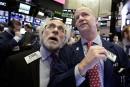 À Wall Street, le Dow Jones perd plus de 1000 points