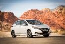 La Nissan Leaf 2018 sera en concession ce printemps.... | 8 février 2018