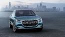 Audi e-tron Quattro... | 8 février 2018