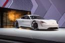 Porsche Mission E... | 8 février 2018