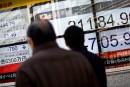 La Bourse de Tokyo rechute après le nouveau plongeon de Wall Street