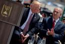 Trump doute qu'Israël cherche la paix avec les Palestiniens