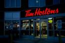 Les ventes de Tim Hortons ralentissent pour un 5<sup>e</sup>trimestre consécutif