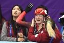 Un podium inespéré pour Kim Boutin
