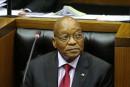 Afrique du Sud: le président JacobZuma démissionne sous la pression de l'ANC
