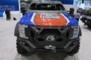 Le véhicule d'intervention d'urgence Ford F-5502018 préparé par Skeeter Brush... | 14 février 2018