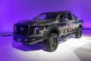 Le pick-up Nissan Titan XD en version «Lifted» (surélevé).... | 14 février 2018