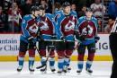 Les joueurs de l'Avalanche gardent en tête la misérable saison 2016-2017