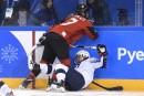 Hockey féminin: victoire du Canada 2-1 contre les É.-U.