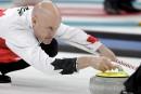 Curling masculin: le Canada bat la Norvège et reste invaincu