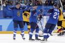 Hockey masculin: Eeli Tolvanen aide la Finlande à battre l'Allemagne