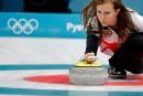 Curling féminin: un premier gain pour les Canadiennes