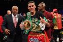 DavidBenavidez conserve sa ceinture des super-moyens WBC