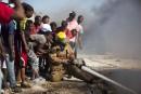Port-au-Prince: un 2e incendie de marché en moins d'une semaine