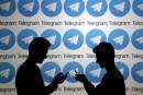 Cryptomonnaies: Telegram lève 850millionsUS