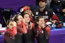 Courte piste: le relais féminin canadien disqualifié