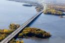 Pont de l'Île-aux-Tourtes.... | 21 février 2018