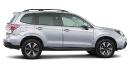 Meilleur choix, petit VUS : Subaru Forester... | 22 février 2018