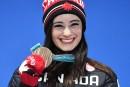 Le bronze pour Osmond, nouveau record de médailles pour le Canada