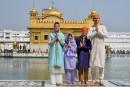 Trudeau en Inde: y a-t-il une diplomatie vestimentaire?