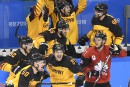 Hockey masculin: le Canada battu par l'Allemagne