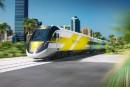 La Floride en train