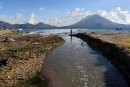 GUATEMALA-POLLUTION-LAKE-ATITLAN
