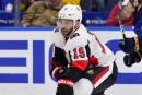Les Penguins confirment l'acquisition deDerick Brassard