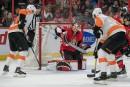 Manning mène les Flyers à la victoire contre les Sénateurs