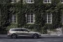 La compacte V60 arbore le nouveau langage stylistique de Volvo.... | 26 février 2018