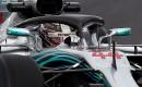 Le champion du monde Lewis Hamilton lors des essais hivernaux.... | 26 février 2018